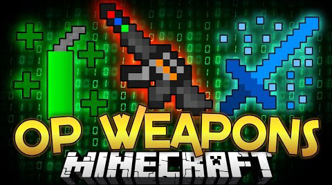 Admin Weapons Mod 1.11.0/1.10.2/1.7.10