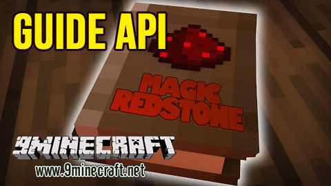 Guide API for Minecraft 1.11.0/1.10.2/1.7.10