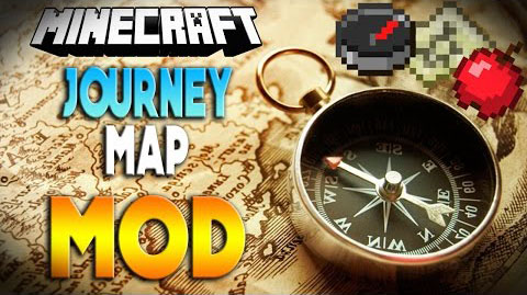 minecraft journey map 1.8