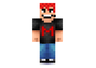 mariplier-red-hair-skin