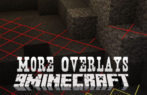 More Overlays Mod 1.11.0/1.10.2/1.8.9