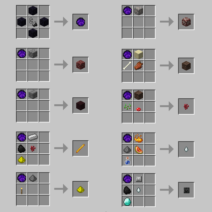 Pocket Nether Link Mod 1.11.0/1.10.2/1.7.10