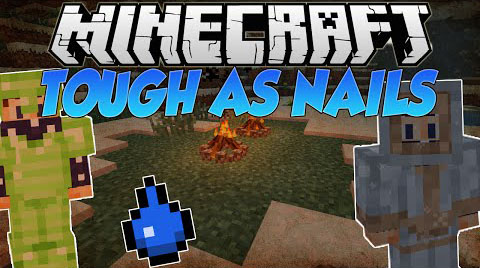 Tough As Nails Mod 1.11.0/1.10.2/1.9.4