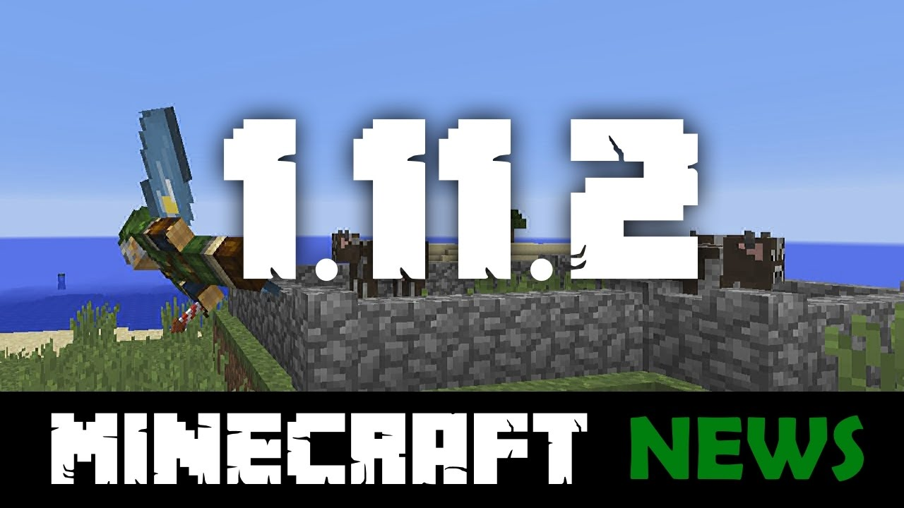 Minecraft 1.11.2 Official Download