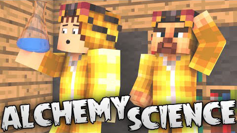 Alchemicraft Alchemy Science Mod 1.7.2