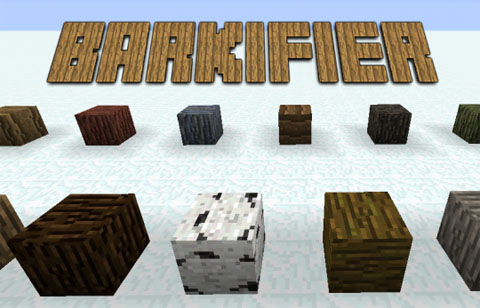 Barkifier Mod 1.11.2/1.10.2/1.7.10 Download