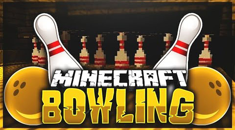 Bowling Minigame Map 1.10.2 Download