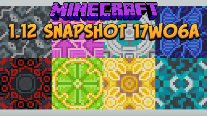 Minecraft 1.12 Snapshot 17w06a Download