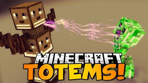 Mob Totems Mod 1.11.2/1.10.2 Download