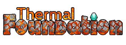 Minecraft Thermal Foundation Mod 1.7.10 Download