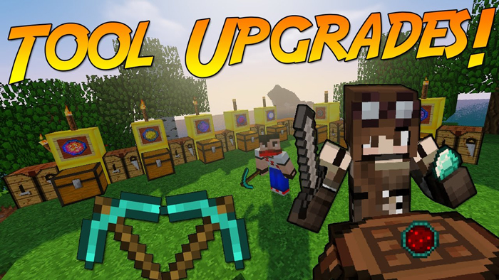 Tool Upgrades Mod 1.11.2 Download