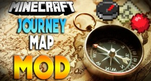 JourneyMap Mod 1.12.2 1.11.2 (Real Time Mapping)