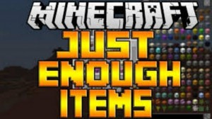 Just Enough Items Mod 1.12.2