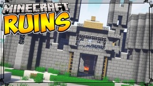 Ruins Mod 1.12.1/1.11.2 (Structure Spawning System)