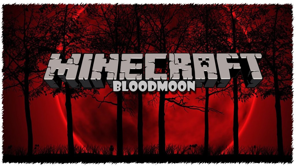 Blood Moon Mod 1.12.2/1.11.2 (You're Probably Gonna Die)