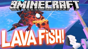 Minecraft Combustive Fishing Mod 1.12.2 Download