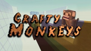 Minecraft Crafty Monkeys Map 1.12.2/1.12 Download