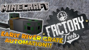 Minecraft Factory Tech Mod 1.12.2 Download