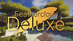 Minecraft FeatherCloud Deluxe Resource Pack 1.12.2/1.11.2 Download