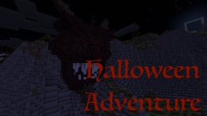 Minecraft Halloween Adventure Map 1.12.2/1.12 Download