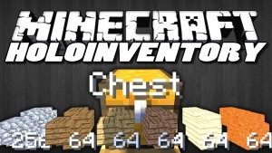 Minecraft HoloInventory Mod 1.12.2/1.11.2 Download