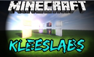 Minecraft KleeSlabs Mod 1.12.2/1.11.2 Download