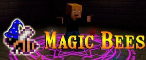 Minecraft Magic Bees Mod 1.12.1/1.11.2 Download