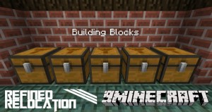 Minecraft Refined Relocation 2 Mod 1.12.2/1.11.2  Download