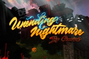Minecraft Unending Nightmare Map 1.12.2/1.12 Download