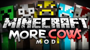 Minecraft Useful Cows Mod 1.12.2/1.12 Download
