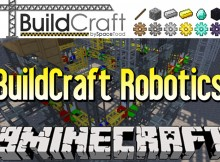 BuildCraft-Robotics-Module