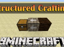 Structured-Crafting-Mod