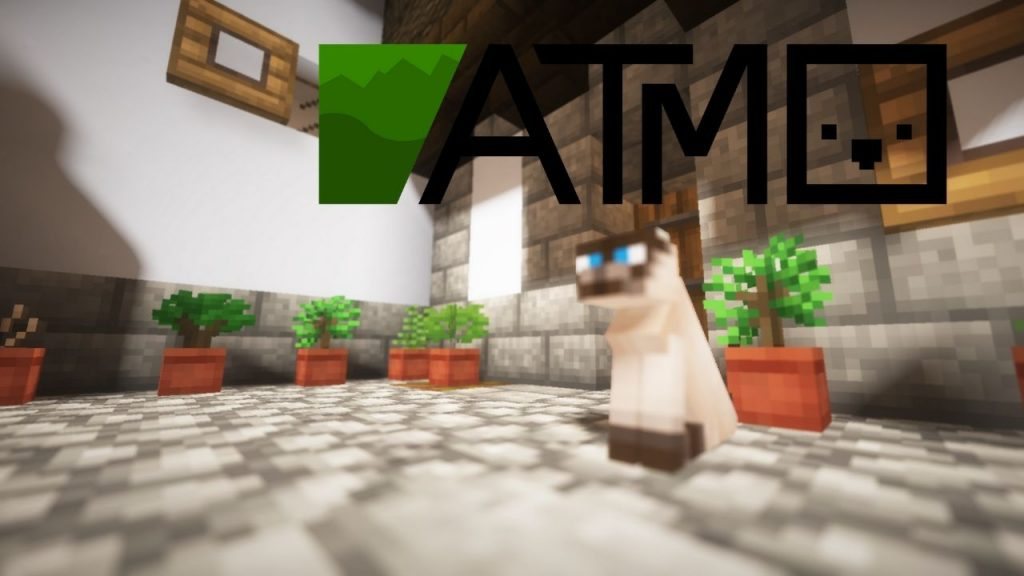 Atmo Resource Pack 1.14.4/1.13.2 Download