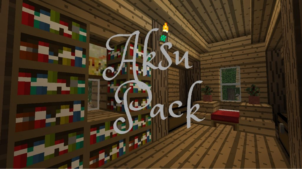 Aksu Resource Pack 1.14.4/1.13.2