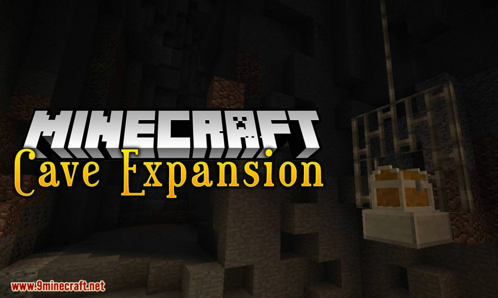 Cave Expansion Mod 1.12.2 Download