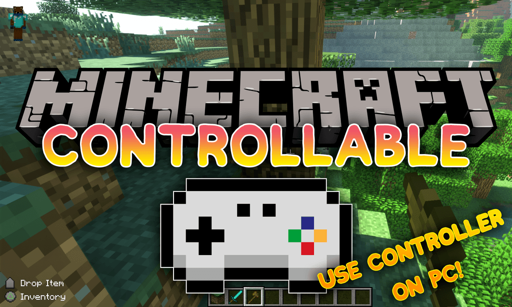 MrCrayfish's Controllable Mod 1.15.1/1.14.4 Download