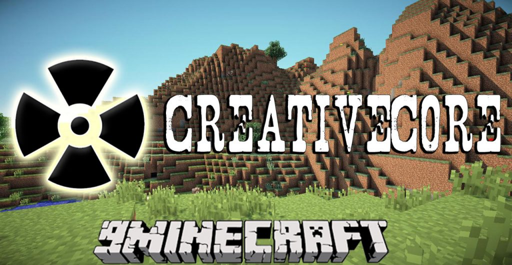 CreativeCore 1.14.4/1.12.2 Download