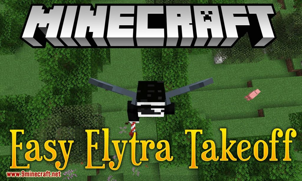 Easy Elytra Takeoff Mod 1.15.1/1.14.4 Download