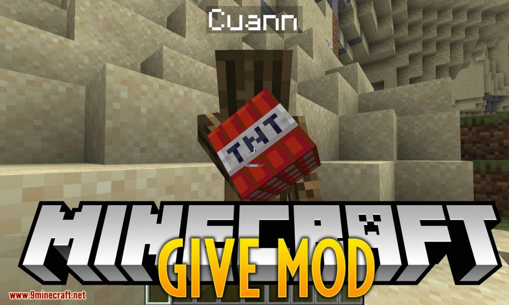 Give Mod 1.14.4 Download