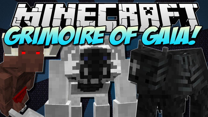 Grimoire of Gaia 3 Mod 1.12.2/1.10.2 Download