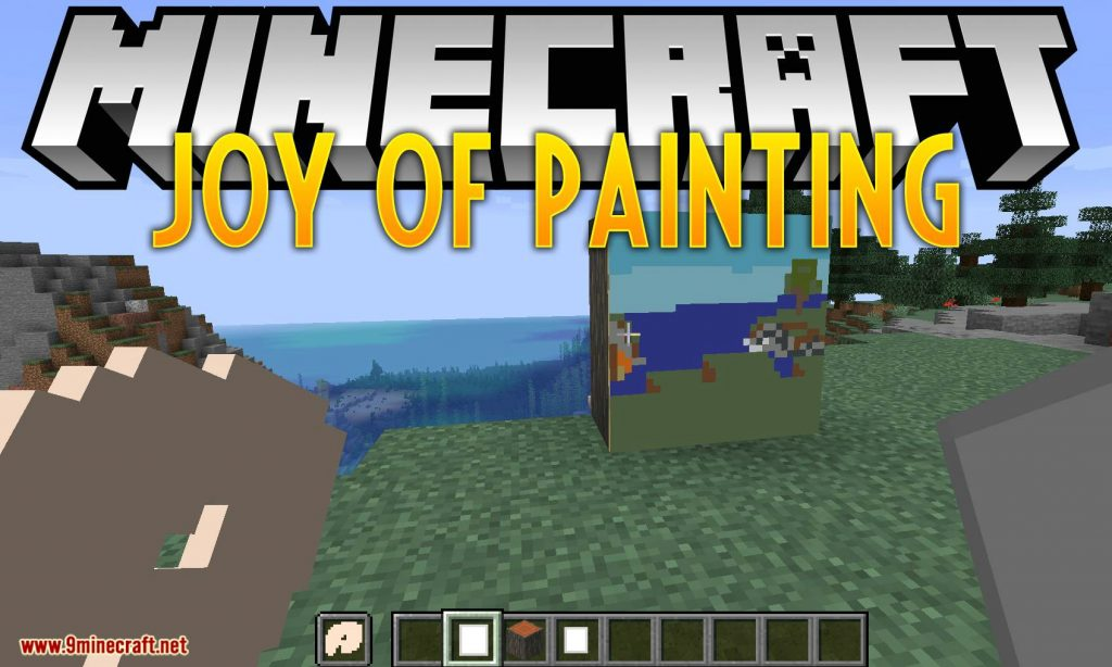 Joy of Painting Mod 1.14.4 Download