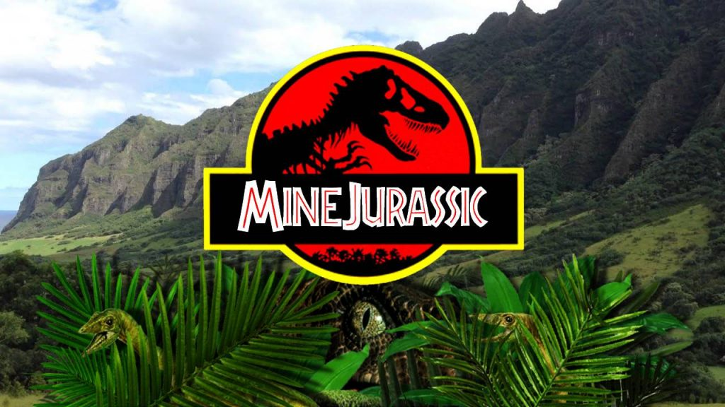 MineJurassic Mod 1.12.2 Download