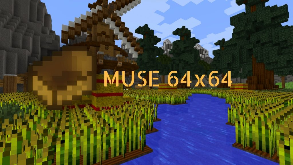 Muse Resource Pack 1.13.2/1.12.2 Download