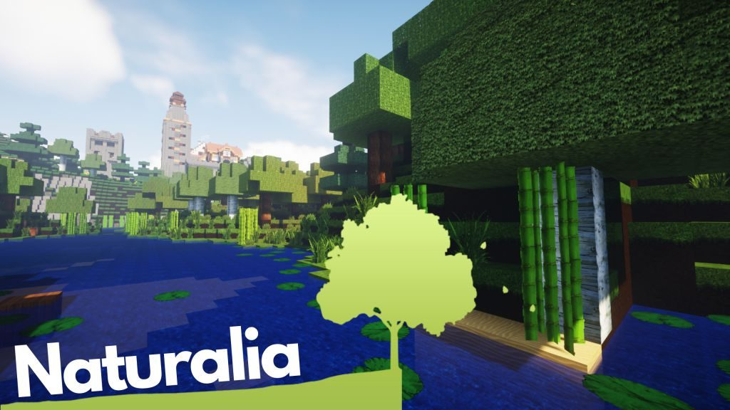 Naturalia Resource Pack 1.14.4/1.13.2