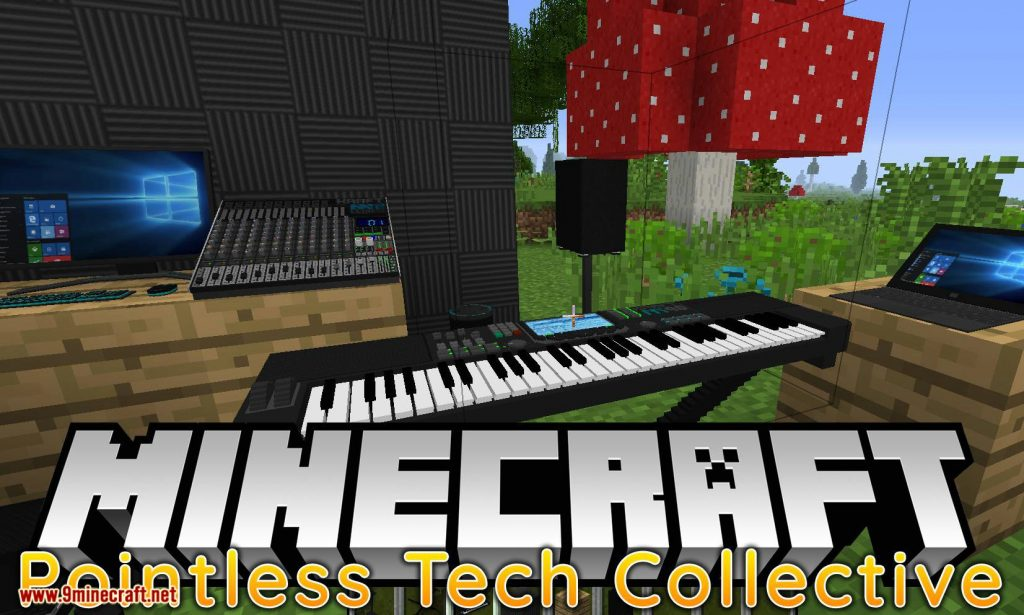 Pointless Tech Collective Mod 1.14.4/1.12.2 Download