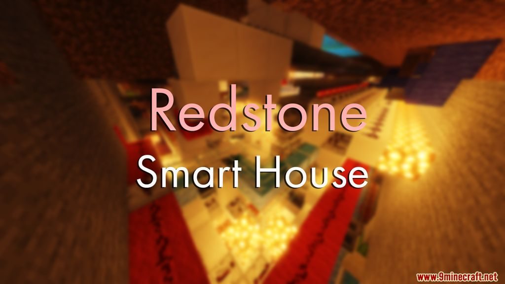 Redstone Smart House Map 1.14.4 Download