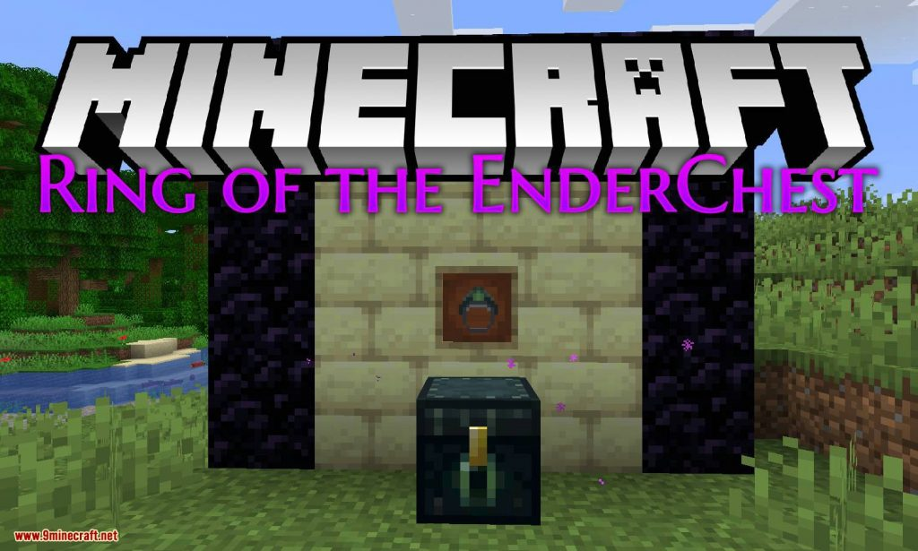 Ring of the Enderchest Mod 1.15.1/1.14.4 Download
