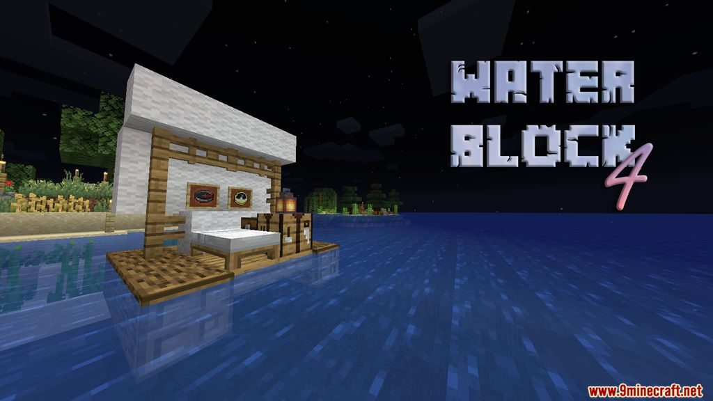 WaterBlock 4 Map 1.15.1 Download
