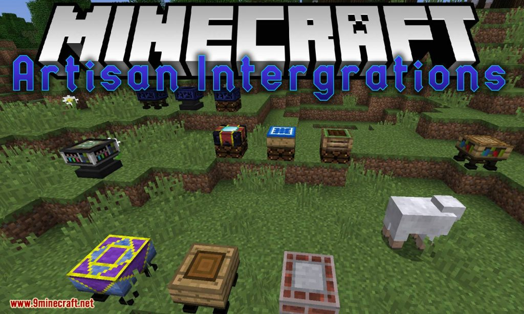 Artisan Integrations Mod 1.12.2 Download