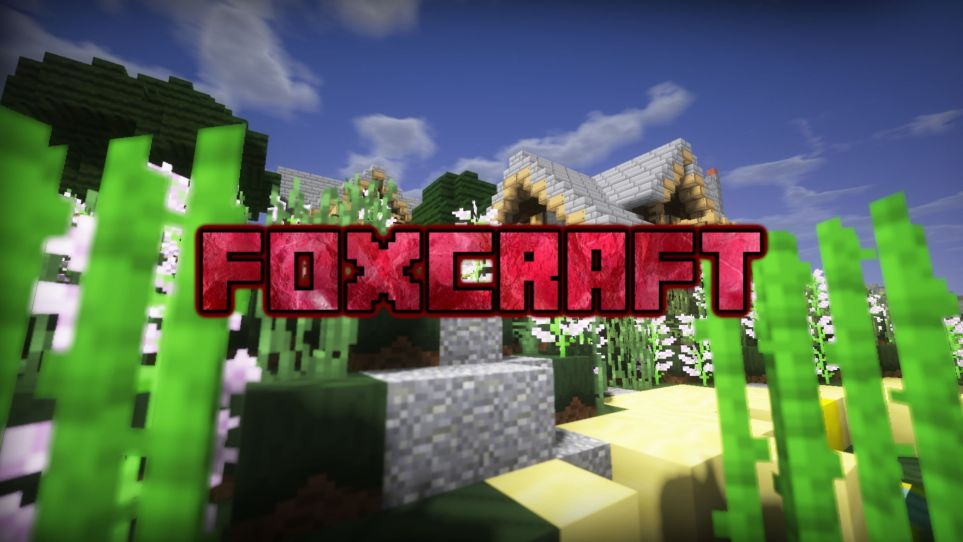 FoxCraft Resource Pack 1.15.1/1.14.4 Download
